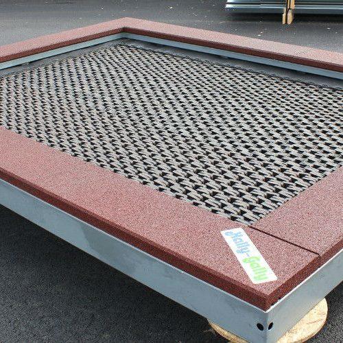 Produktfoto Bodentrampolin Spielplatz