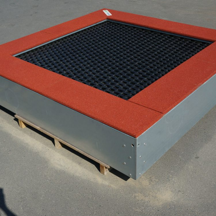 trampolin 2014 premium bausatz kit bodentrampolin. Black Bedroom Furniture Sets. Home Design Ideas